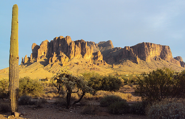 Superstitions from Lost Dutchman
